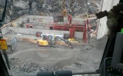 Glømmen har gravemaskiner fra 6 til 40 tonn.